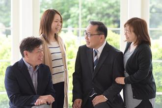 代表取締役・坂田からのご挨拶