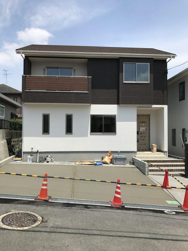 新築一戸建オープンハウスのお知らせ